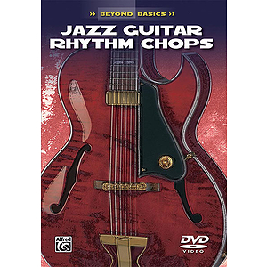 Jazz Gutar Rhythm Chops Beyond Basics (DVD)