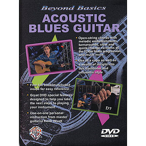 Acoustic Blues Guitar Beyond Basics (DVD)