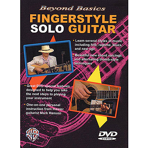 Fingerstyle Solo Guitar Beyond Basics (DVD)