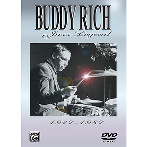 Buddy Rich - Jazz Legend (DVD)