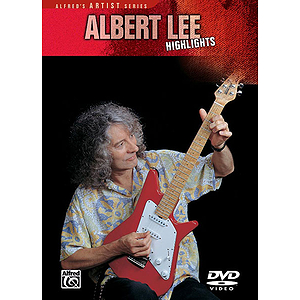 Albert Lee Highlights (DVD)