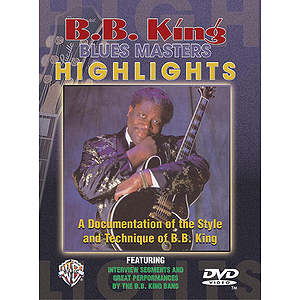 B.B. King - Blues Master Highlights (DVD)
