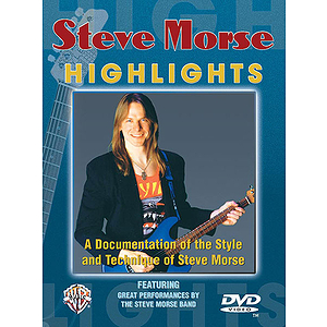 Steve Morse Essential Highlights (DVD)