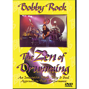 Bobby Rock - Zen Of Drumming (DVD)