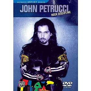 John Petrucci - Rock Discipline (DVD)