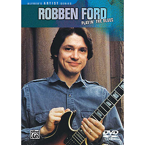 Robben Ford - Playin The Blues (DVD)