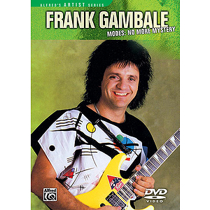 Frank Gambale - Modes No More Mystery (DVD)