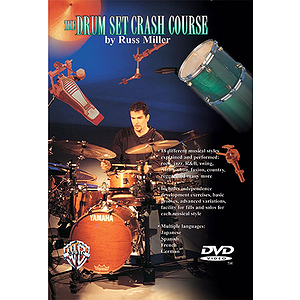 Drum Set Crash Course (DVD)
