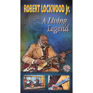 Robert Lockwood Jr. - Living Legend Video (VHS)