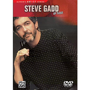 Steve Gadd - Up Close (DVD)