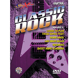 Classic Rock Volume 2 Songxpress (DVD)