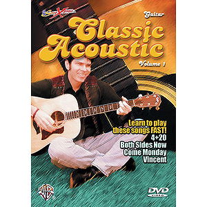 Classic Acoustic Volume 1 Songxpress (DVD)