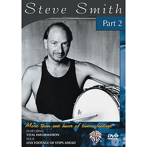 Steve Smith Part Two (DVD)