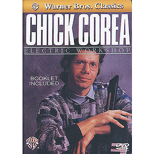 Chick Corea - Electric Keyboard Worksdhop (DVD)