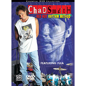 Chad Smith - Red Hot Rhythm Method (DVD)