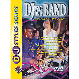 DJ With A Band - DJ Styles Series (DVD)