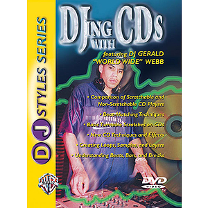 DJ With CDs - DJ Style Series (DVD)