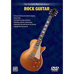 Rock Guitar Ultimate Beginner Series (DVD)