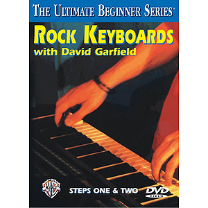 Rock Keyboards Steps One And Two Ultimate Beginner Series (DVD)
