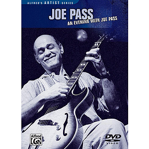 Joe Pass - An Evening With Joe Pass (DVD)