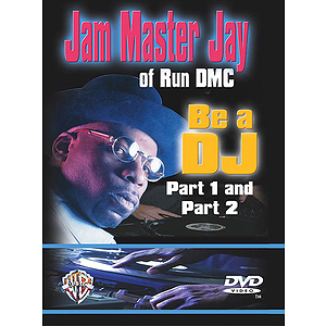 Jam Master Jay - Be A DJ Parts 1 And 2 (DVD)