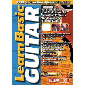 Learn Basic Guitar Ubsjr Ultimate Beginer Series (DVD)
