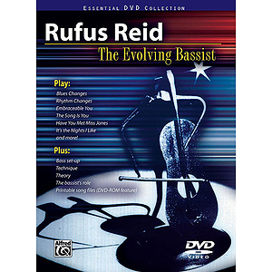 Rufus Reid - Evolving Bassist (DVD)