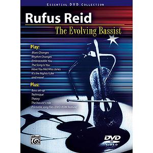 Rufus Reid - Evolving Bassist (DVD)