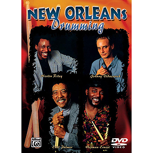 New Orleans Drumming Series (DVD)