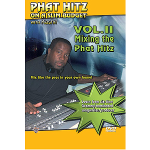 Mixing The Phat Hitz On A Slim B (DVD)