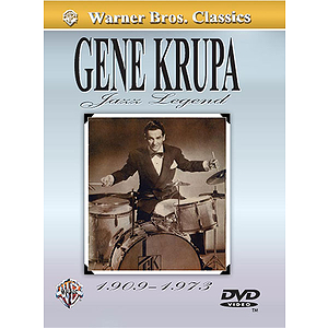 Gene Krupa - Jazz Legend (DVD)