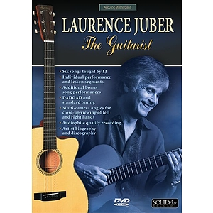 Laurence Juber The Guitarist Acoustic Masterclass DVD