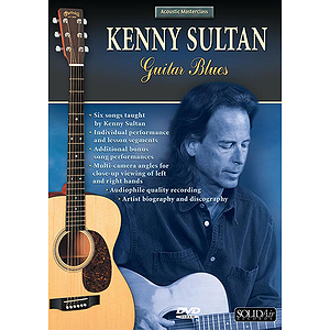 Kenny Sultan Guitar Blues Acoustic Masterclass (DVD)