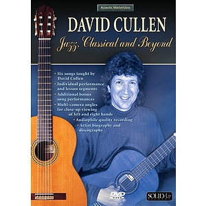 David Cullen Jazz Classical And Beyond (DVD)