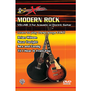 Songxpress Modern Rock V3 (DVD)