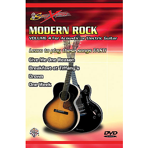 Songxpress Modern Rock V4 (DVD)
