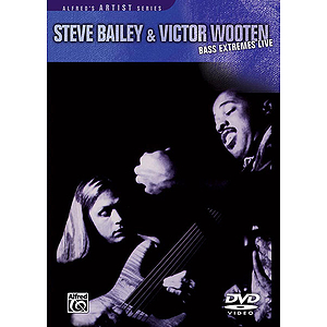Bass Extremes Wooten & Bailey (DVD)