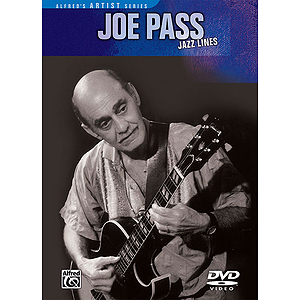 Joe Pass Jazz Lines (DVD)