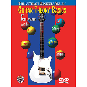 UBS Basics Of Guitar Theory (DVD)