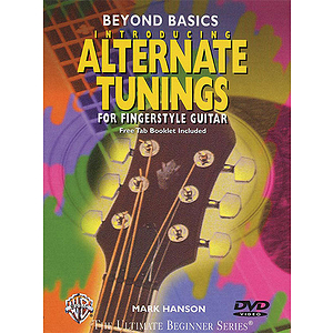 Beyond Basics Alternate Tuning (DVD)