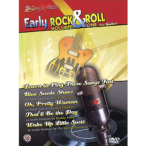 Songxpress Early Rock & Roll Vol 1 (DVD)