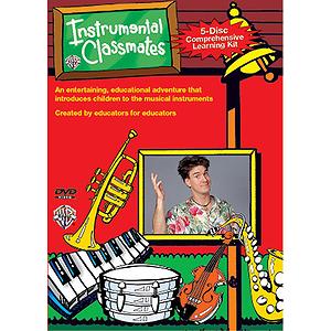 Instrumental Classmates 5 Pak (DVD)