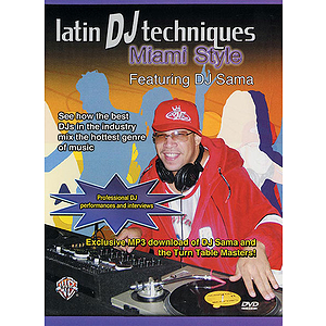 Latin Dj Techinques : Miami Styl (DVD)