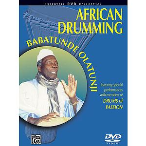 Babatunde Olatunji African Drum (DVD)