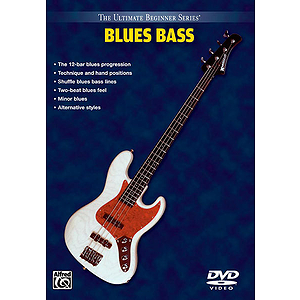 UBS Blues Bass Basics (DVD)