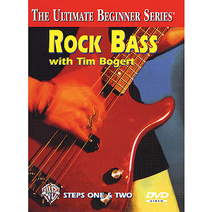 UBS Rock Bass Basics (DVD)