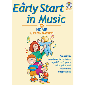 An Early Start In Music/Home CD