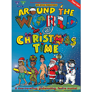 Around The World Christmas Pk.2