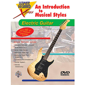Introduction To Musical Styles For Electric Guitar UBXpress (DVD)