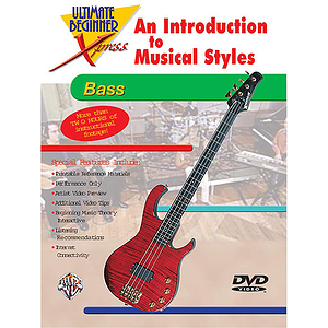 Introduction To Musical Styles For Bass UBXpress (DVD)